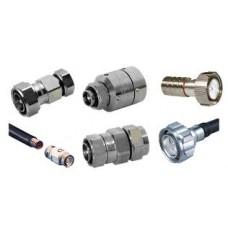 Đầu Connector cho cáp feeder 1/2 và 7/8 inch