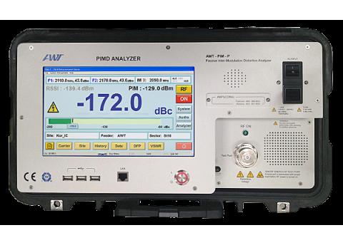 PIM - Passive Intermodulation tester